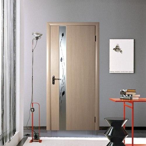Шпоновані та ламіновані двері: види покриття?