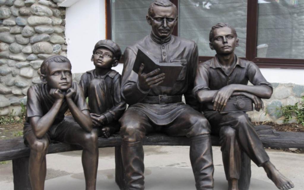 Скульптура на заказ для арт-объектов и оформления приусадебных участков